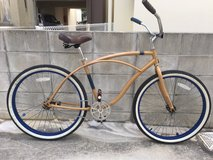 Beach Cruiser Bike in Okinawa, Japan