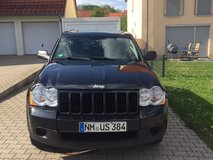 Jeep Grand Cherokee 2008 in Hohenfels, Germany