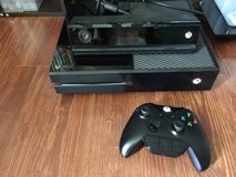 Xbox 1, with Kinect and wireless controller in Okinawa, Japan