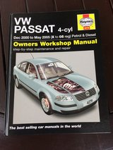Haynes Manual VW Passat in Lakenheath, UK