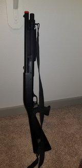 PRICE REDUCED!!! Double Eagle Multi-Shot Airsoft Shotgun in Conroe, Texas