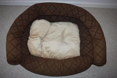 Bolster Dog Bed with Extra Plush Pillow (Medium) Dogs in Ramstein, Germany