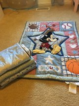 Baby boy bedding set in Batavia, Illinois