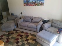 loveseat, 2 chairs and 2 ottomans in Colorado Springs, Colorado
