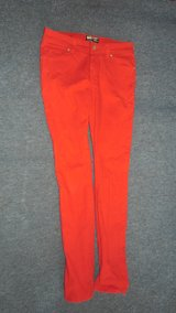 New size 8 Red Jeans in Lakenheath, UK