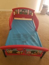 Mickey Mouse Toddler Bed in Beaufort, South Carolina