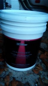 Behr 5 gallon paint bucket in Pensacola, Florida