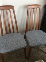 2 dining chairs in Aurora, Illinois