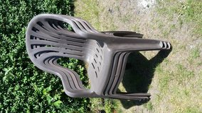 4 Garden Chairs in Ramstein, Germany