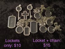 Floating lockets in Clarksville, Tennessee