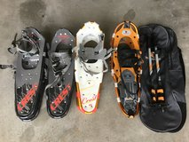 Snowshoes in Watertown, New York