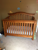 baby italia crib and dresser in Plainfield, Illinois