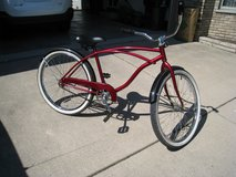 Vintage Beach Cruiser Bicycle in Naperville, Illinois