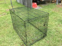 Large kennel and 2cages in DeRidder, Louisiana