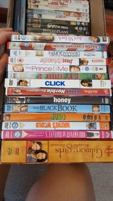 Job lot Dvds in Lakenheath, UK