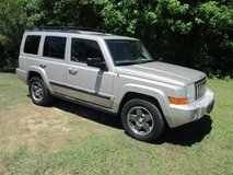 2007 JEEP COMMANDER in bookoo, US