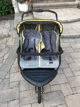 InSTEP Double Jogging Stroller in Chicago, Illinois
