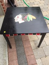 blackhawks coffee or end table in Chicago, Illinois