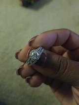wedding ring set (size 6 1/2, can easily be resized) in Fort Meade, Maryland