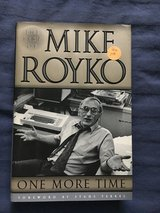 Book: Mike Royko, One More Time in Chicago, Illinois