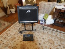 Peavey Express amp, stand, Boss ME30 in Fort Benning, Georgia