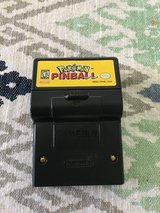 Pokemon Pinball (Gameboy) in Fort Leonard Wood, Missouri