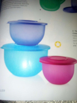 Tupperware Classic Impression Bowl Set in Guam, GU