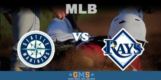 Mariners Vs. Tampa Bay Rays Tickets in Fort Lewis, Washington