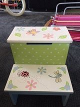 Toddler Step Stool-Very Cute in Travis AFB, California