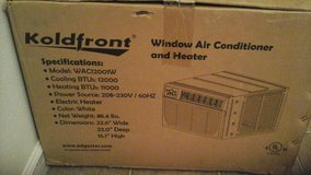 Heavy duty Koldfront ac/heater. in Colorado Springs, Colorado