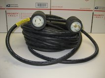 50 foot L5-20 Twist Lock 20 Amp generator cables. in Vista, California