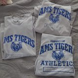 AMS Athletics shirts in Kingwood, Texas