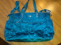 Coach diaper bag in Morris, Illinois