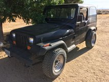 1992 Jeep Wrangler Sport in Edwards AFB, California