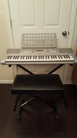 Yamaha YPT-300 Portable Electric Keyboard in Fort Carson, Colorado
