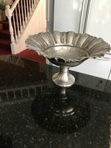 Large Silver Metal Bowl in Joliet, Illinois