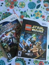 Wii Video Game (2) in Fort Leonard Wood, Missouri