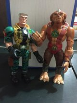 "Small Soldiers Talking Chip Hazard and Archer 12"" in New Lenox, Illinois"