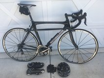 Motobecane Team Immortal 56cm Carbon Fiber Road Bike in Fort Bragg, North Carolina