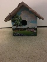 NEW birdhouse in Camp Lejeune, North Carolina