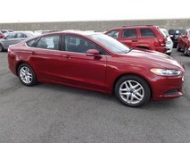 '13 Ford Fusion SE AUTOMATIC in Ramstein, Germany