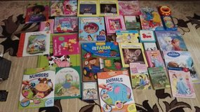 Books for toddler, Vtech/CD some is  in German in Ramstein, Germany