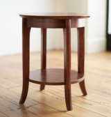 Pottery Barn Chloe Side Table in Ramstein, Germany