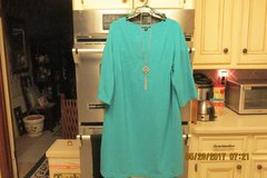 Womens Super Flattering Size 16W - Free 'N Easy Summer Shift Dress in Kingwood, Texas