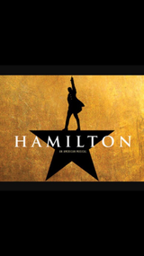 Hamilton Musical Tickets Chicago in Joliet, Illinois