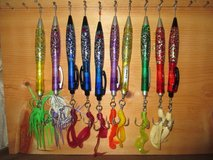 Hand Crafted Fishing Lures in Oswego, Illinois
