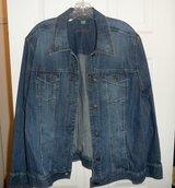 Eddie Bauer Denim Jacket Woman's XXL in Joliet, Illinois