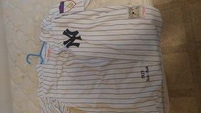 Babe Ruth pinstripe jersey in Alamogordo, New Mexico