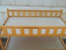Wooden Baby Changing Table in Alamogordo, New Mexico