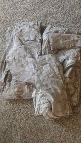 Frog Suit Trousers (2) Frog Suit Top in Camp Pendleton, California